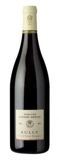 Domaine Jaeger-Defaix - rully rouge 2011
